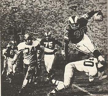 Rams All Time Running Backs